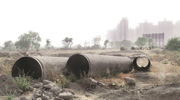 Maval pipeline. Photo By Rajesh stephen
