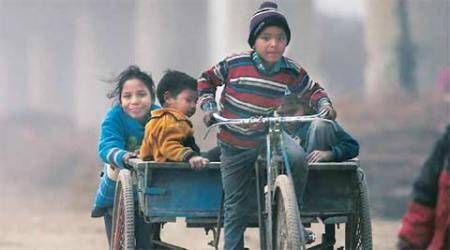 United Nations, children, poverty, extreme poverty, children living in extreme poverty, UN report, United Nations news, world news, latest news, Indian express