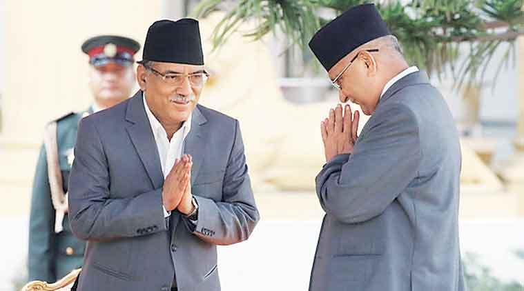 nepal, nepal pm, prachanda, kp oli, new nepal pm, nepal cabinet