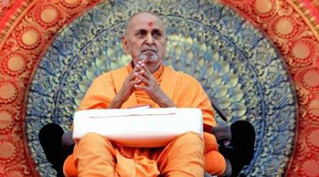 Ahmedabad: Two stamps launched on Pramukh Swami's birth anniversary