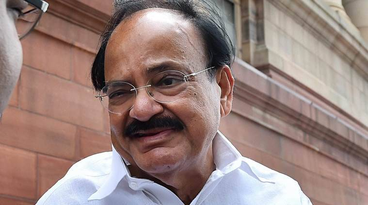 M Venkaiah Naidu, Naidu, Venkaiah Naidu, Congress, Congress opportunism, Congress Naidu, Manmohan Singh, Narendra Modi, Chandrababu Naidu, news, national news, India news, latest news, Andhra news, Andhra Pradesh news, Veerappa Moily,  N Chandrababu Naidu, IIT, IIM