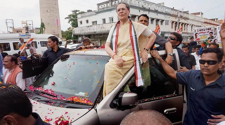 Sonia Gandhi, Sonia Gandhi hospital, sonia gandhi health, Sonia gandhi fracture, sonia gandhi condition, gandhi, Ghulam Nabi Azad, news, latest news, india news, national news