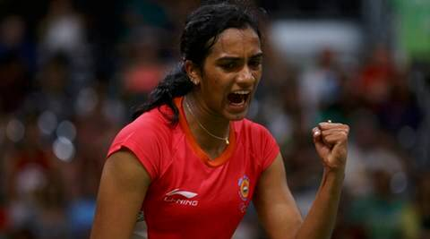 PV Sindhu reaches quarterfinals of Rio 2016 Olympics