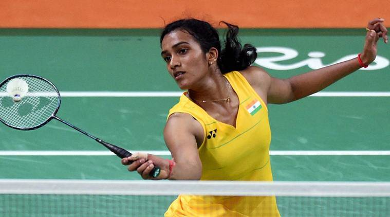 Sindhu raises India's hope for a first gold