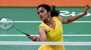 Sindhu hit road to Rio on one leg