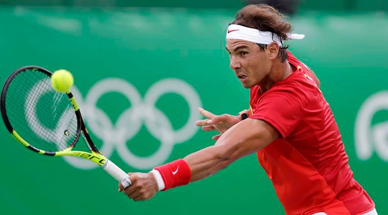 Nadal delighted at leading Spain into Maracana