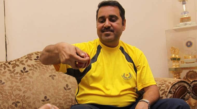 Virat Kohli, Kohli, Virat Kohli coach, coach Rajkumar Sharma, Rajkumar Sharma, Dronacharya award, Rajkumar Sharma Dronacharya award, Cricket news, Cricket