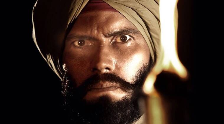 Randeep Hooda, Battle of Saragarhi, Battle of Saragarhi first look, Battle of Saragarhi randeep first look, Battle of Saragarhi movie