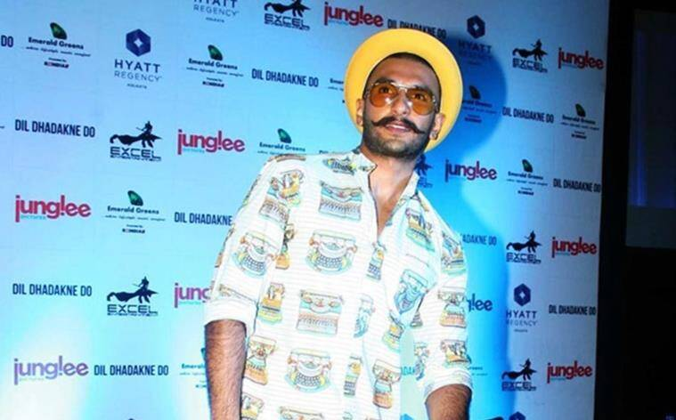 The designer believes that Ranveer Singh has a great sense of style.