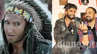 Forget Bajirao, Ranveer Singh gets the role of the lifetime – he is playing a mother.