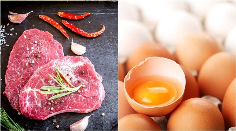 Image result for raw meat and egg avoid