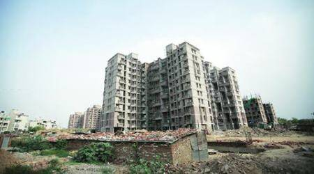 housing sales grow, india housing, india real estate, india housing sales go up, indian cities housing sales go up, business news, indian express