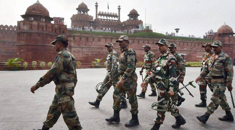 red fort, independence day, security, red fort security, independence day security, narendra modi, independence day celebration