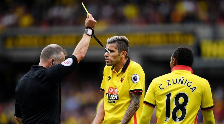 English Premier League, EPL, Epl referees, EPL referees clamp down, EPL referees, EPL respect referees, football, football news, sports, sports news