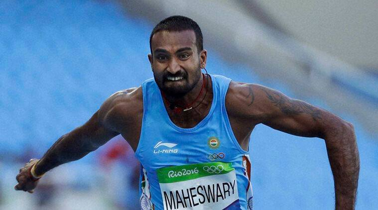 Renjith Maheshwary, Renjith Maheshwary Olympics, Renjith Maheshwary India, Renjith Maheshwary India Olympics, Renjith Maheshwary Rio Olympics, Renjith Maheshwary athletics, India Athletics Olympics, India Olympics, India Rio Olympics, Rio 2016 Olympics, Olympics, Olympics news