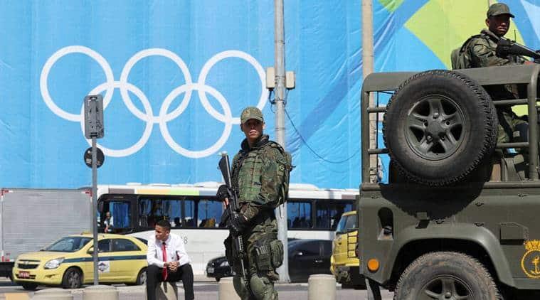 Rio 2016 Olympics, Rio 2016 Olympics news, Rio 2016 Olympics updates, Rio robbery, Rio police, sports news, sports