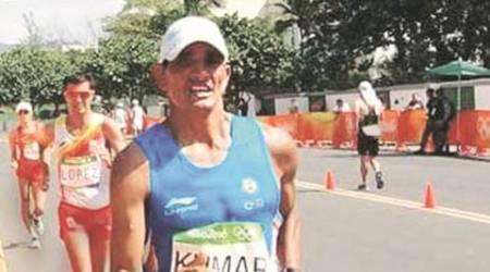 Race Walk At Rio Olympics 2016: Havildar from Pune's Army Sports Institute finishes33rd