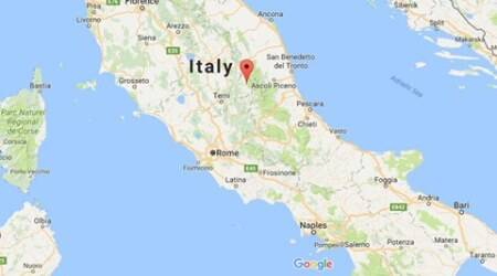 At least 10 believed killed as strong earthquake rocks Rome, central Italy
