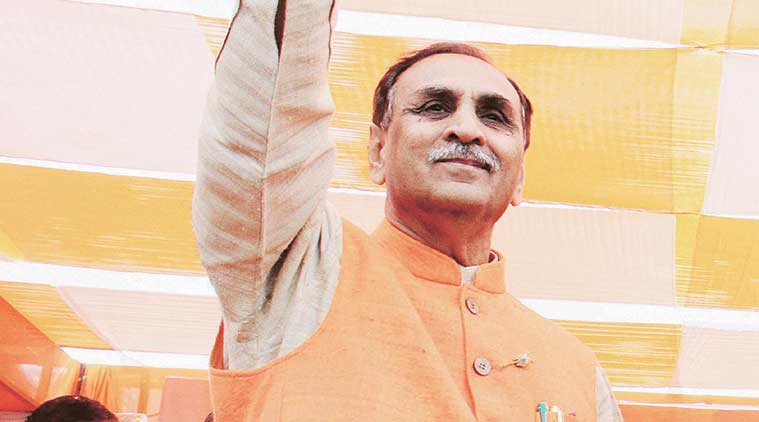 vijay rupani, gujarat, gujarat vegatarian state, cow slaughter, cow slaughter punishment, supreme court, liquor ban, highway liquor ban, ayodhya dispute, subramanian swamy, sushma swaraj, indian attacked, india news