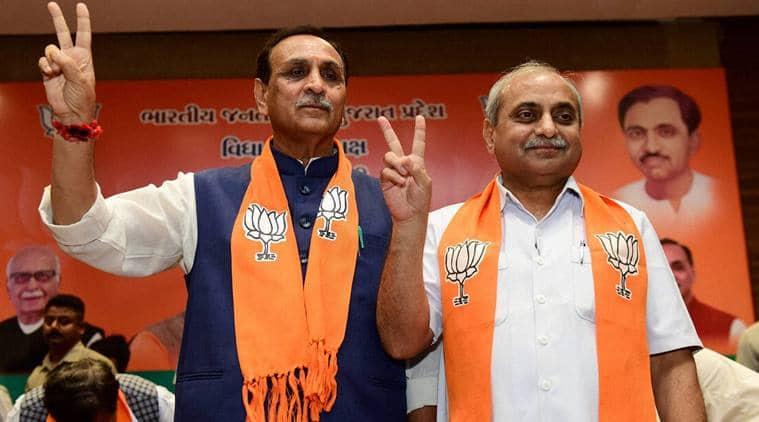 Vijay Rupani, gujarat, gujarat cm, Vijay Rupani gujarat, gujarat new cm, Anandiben Patel, gujrat cm, gujrat, india news