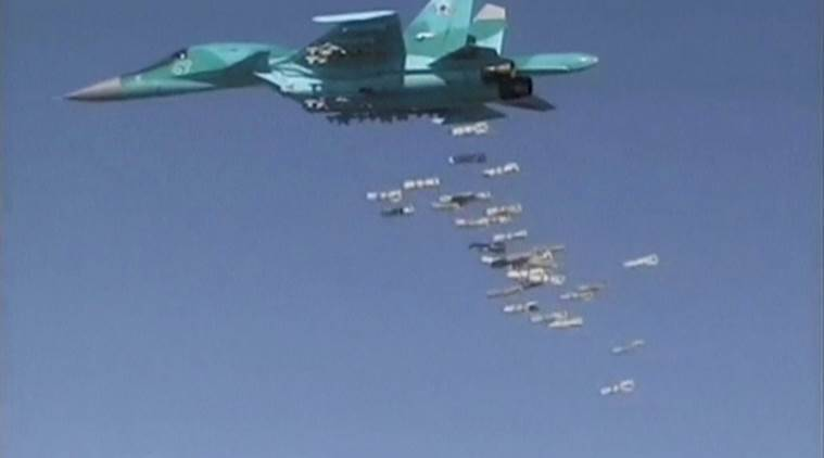 iran, russia, syria, russian airstrikes syria, russia iranian base, Hamadan base, iran russia relations, iran russia Bashar al-Assad, world news