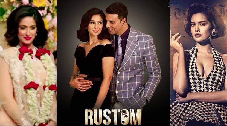 With Ileana D Cruz Esha Gupta Nailing Retro Fashion In Rustom Here Are 10 Ways To Recreate The Look Lifestyle News The Indian Express