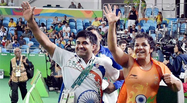 AIFF announces Rs 5 lakh each for Sindhu, Sakshi