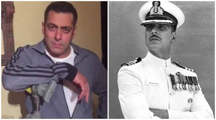 Salman batting for 'Rustom' shows Bollywood is united: Akshay