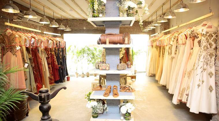 Designer Samant Chauhan Launches A Massive Three Storeyed Studio In Shahpur Jat Lifestyle News The Indian Express