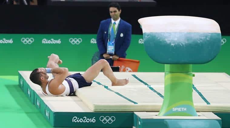 Rio 2016 Olympics, Rio 2016, Rio Olympics, Rio Samir Ait Said, Samir Ait Said Rio Olympics, Samir Ait Said gymnastics, gymnstics