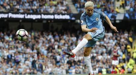 Samir Nasri joins Sevilla on loan from Man City