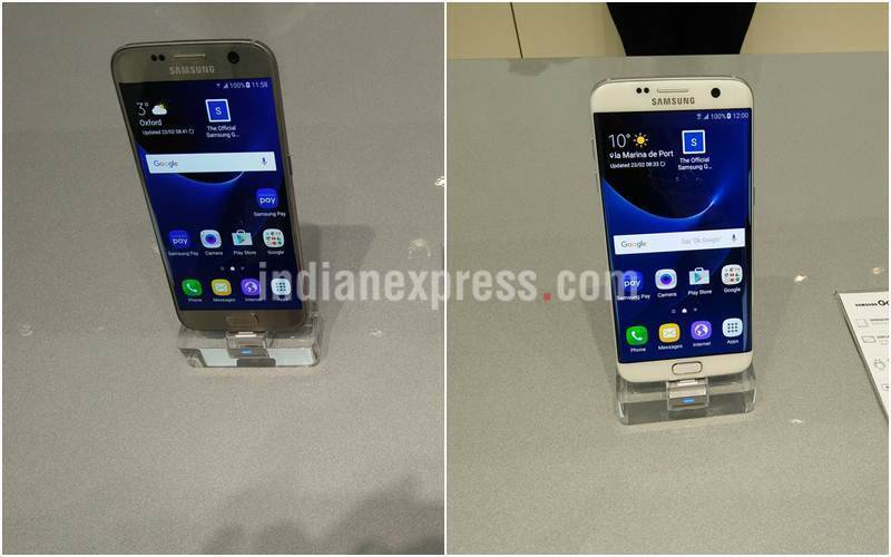 Samsung Galaxy S7 and S7 edge are now available at Rs 43,400 and Rs 50,900 respectively (Source: Nandagopal Rajan)