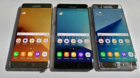 Samsung, samsung galaxy note 7, DGCA warning, DGCA galaxy note 7, FAA, faa note 7 ban, DGCA note 7 ban, technology, technology news, indian express