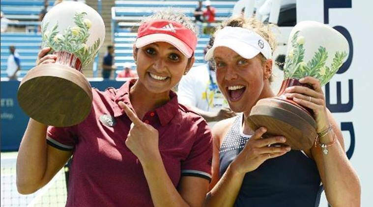Sania Mirza and Barbora Strycova are seeded 7th at the final Slam of the year.