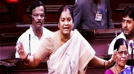 AIADMK MP Sasikala Pushpa says my leader slapped me, Jayalalithaa sacks her