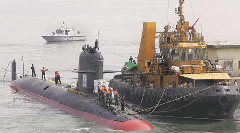 Scorpene submarine classified data is leaked, Government seeks report from Navy