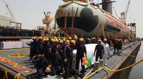 Scorpene leak: Navy orders internal audit, contacts French government