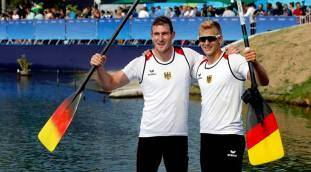 Germany unseat slalom favourites
