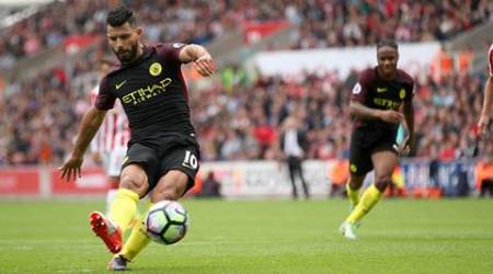 Manchester City striker Sergio Aguero given extra time to appeal