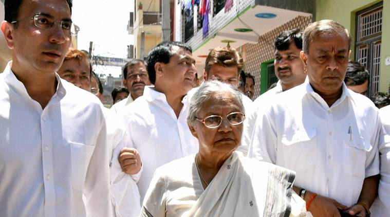 uttar pradesh, sheila dikshit, congress up candidate, up assembly elections, up elections, up news, latest news, india news