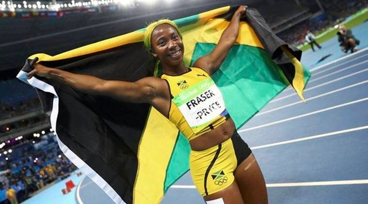 Shelly ann fraser pryce rates rio 2016 olympics bronze greatest shelly ann fraser pryce shelly ann fraser pryce bronze shelly altavistaventures Image collections