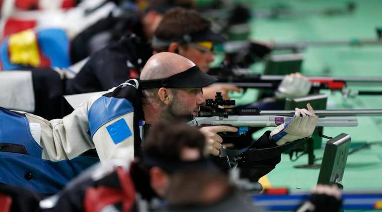 Niccolo Campriani, Niccolo Campriani italy, Niccolo Campriani shooting, American shooters, Eruropean shooters, Rio 2016 olympics, Rio, Olympics, Shooting