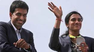 Will give PV Sindhu proper coaching so she can get gold medal next time, says Telangana Deputy CM in gaffe