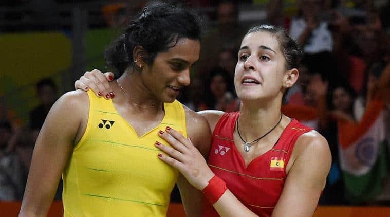PV Sindhu, PV Sindhu India, India PV Sindhu, PV Sindhu medal, PV Sindhu silver, Carolina Marin, Rio 2016 Olympics, sports news, sports