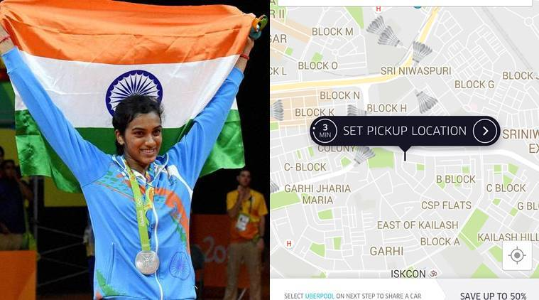 PV Sindhu, Pulela Gopichand return home to a grand welcome at Hyderabad