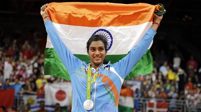 PV Sindhu creates history, becomes first Indian woman to win Olympic silver medal