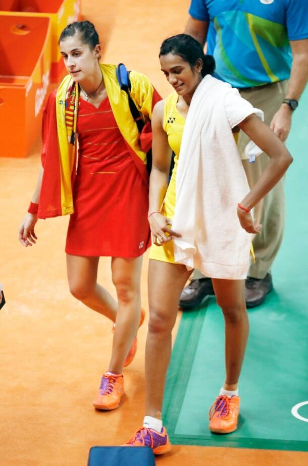 PV Sindhu, PV Sindhu silver medal, PV Sindhu final match, PV Sindhu photos, PV Sindhu women singles final, Sindhu vs Carolina, Sindhu medal, PV Sindhu India, Sindhu photos, Sindhu match highlights, Sindhu match photos, Rio 2016 Olympics, Rio Games, Sports photos, Sports