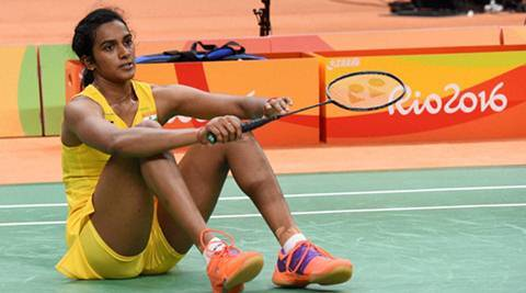 Each match at Rio 2016 Olympics was a challenge, says PV  Sindhu