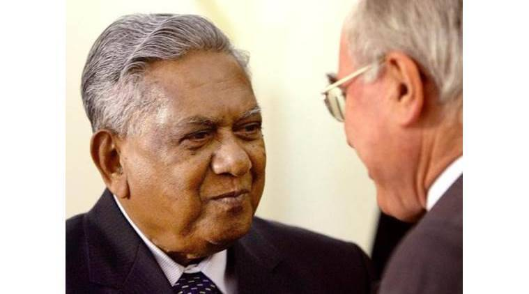 singapore, singapore ex president, singapore indian origin president, singapore indian origin president passes away, singapore president sr nathan passes away, sr nathan, singapore sr nathan, sr nathan state funeral, world news, singapore news
