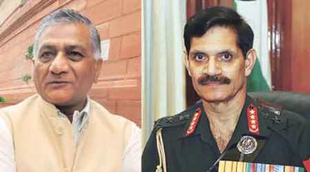 VK Singh tried to deny me promotion via false charges, malafide intent: Army Chief Dalbir Singh